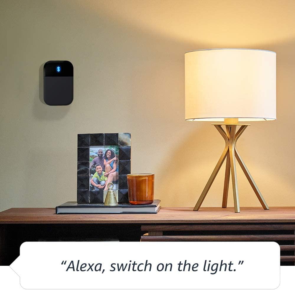 Alexa switch on the light