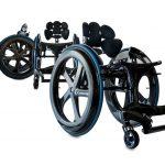 Carbon Black Wheelchair