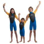 Childrens flotation wetsuit