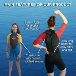 Features of flotation device