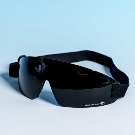 Black Shade Glasses with elastic strap