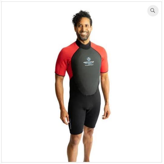 Mens flotation wetsuit