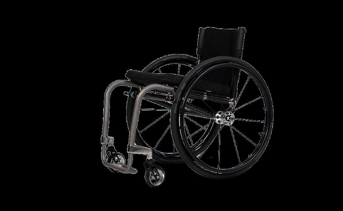 ROVE Carbon 3D printed wheelchair