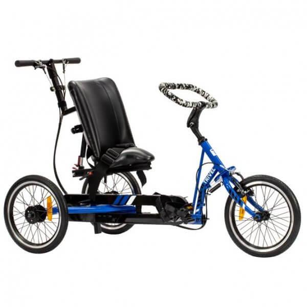 Trivel T250 Blue Trike