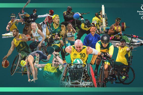 Image courtesy of Paralympics Australia